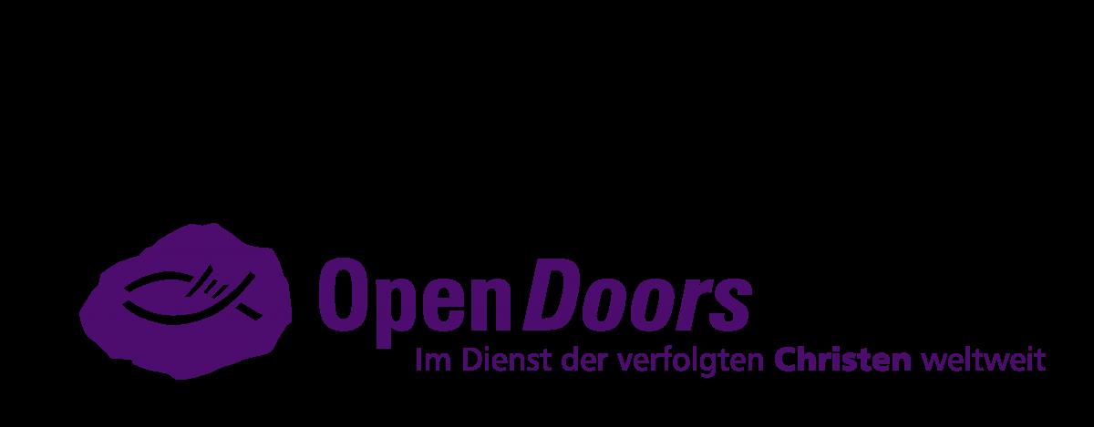 Logo von Open Doors Deutschland e.V.
