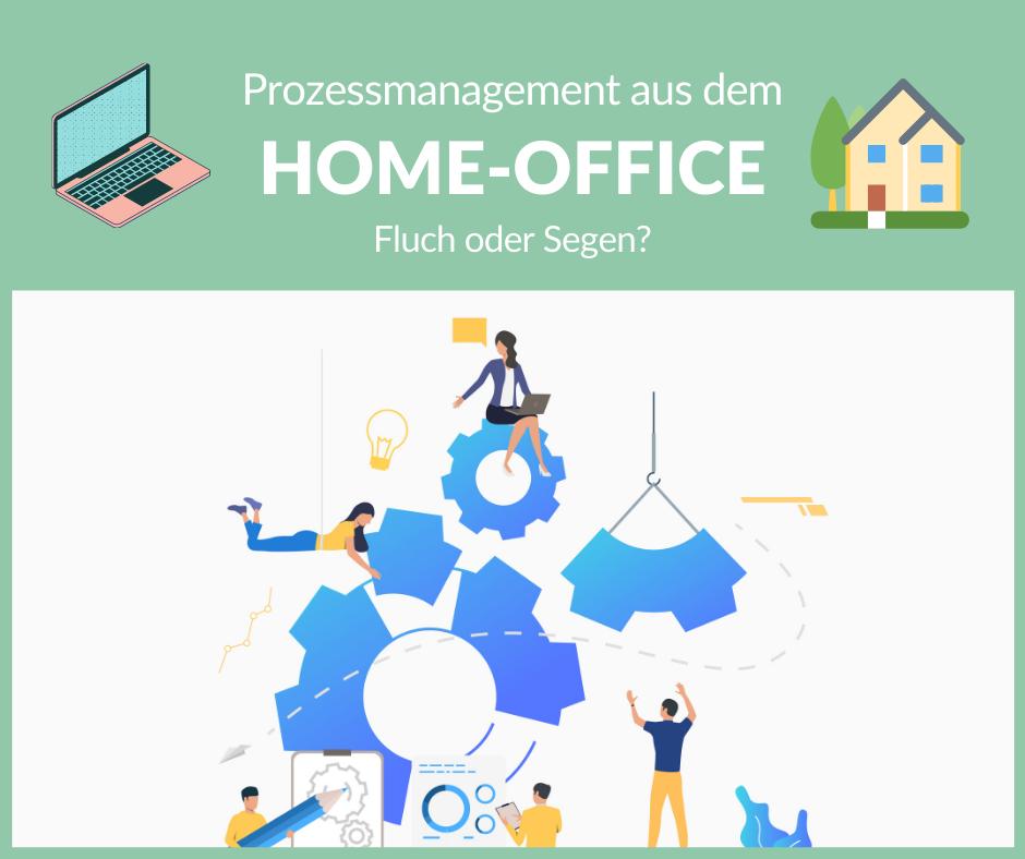 Prozessmanagement Home Office