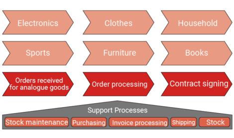 Bpanda Process Management Level 1 Business Processes aMIDzon